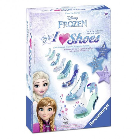 LA REINE DES NEIGES SO STYLY I Love Shoes