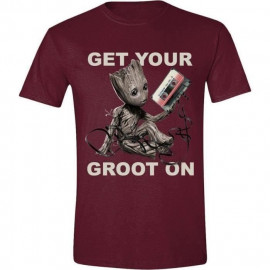 Tee-Shirt Groot On
