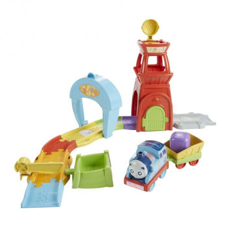 FISHER-PRICE - La Tour De Secours De Chicalor - Circuit Thomas et ses Amis