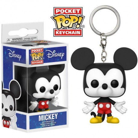 Porte-Clé Pocket Pop! Disney: Mickey Mouse