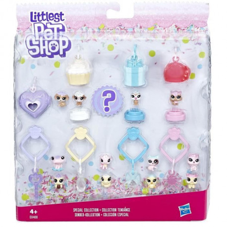 LITTLEST PETSHOP - Collection sucrée - Pack de 13 Teensies