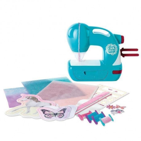 SEW COOL Machine A Coudre- Nouvelle Edition