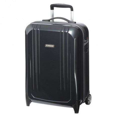 RV RONCATO Valise Cabine Rigide Polycarbonate 2 Roues 55 cm DISCOVERY Anthracite