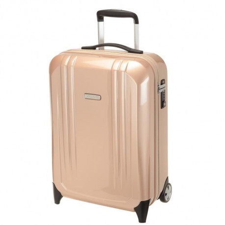 RV RONCATO Valise Cabine Rigide Polycarbonate 2 Roues 55 cm DISCOVERY Perle