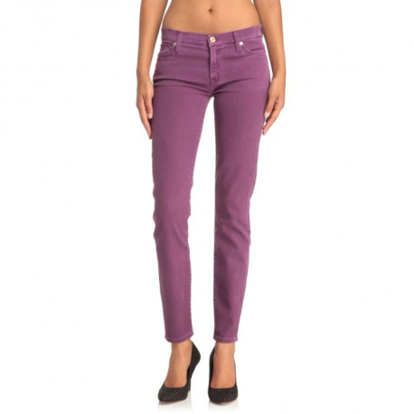 7 FOR ALL MANKIND Jean Skinny Second Skin Femme