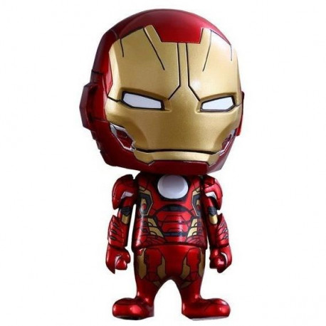 Figurine Marvel - Cosbaby de Mark XLV