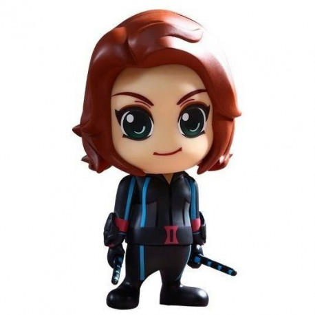 Figurine Marvel - Cosbaby de Black Widow