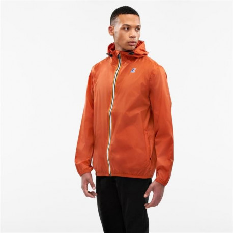 K-WAY Coupe-vent - Homme - Orange flame