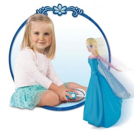 IMC TOYS RC Elsa Patine & Chante La Reine des Neiges