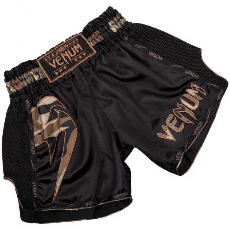 VENUM Short de Muay Thai Giant - Noir
