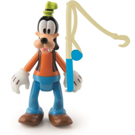 MICKEY ROADSTER RACERS Figurine Goofy