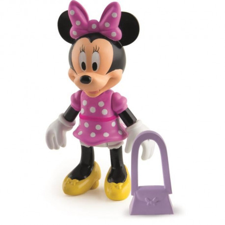 MICKEY ROADSTER RACERS Figurine Minnie