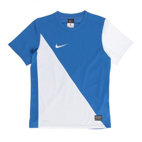 NIKE Maillot Entrainement Football Manches Courtes Enfant