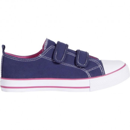 Chaussures en toile fille Anatole CD - Marine