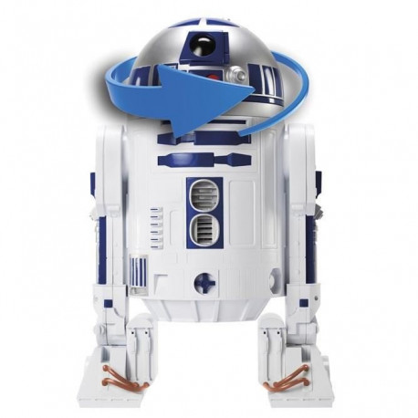 STAR WARS Figurine R2-D2 Electronique 50cm