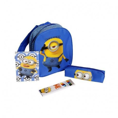 MINIONS Sac a dos maternelle
