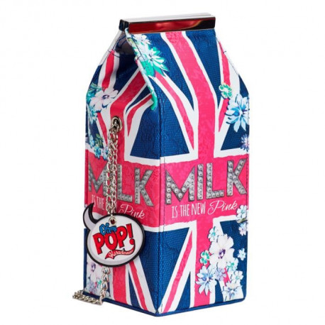 OHMYPOP Sac a main Milk Uk - Multicolore