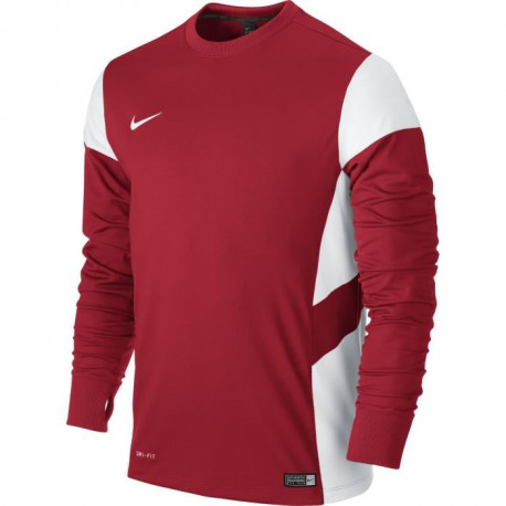 NIKE Maillot Manches Longues Academy14 - Homme - Rouge