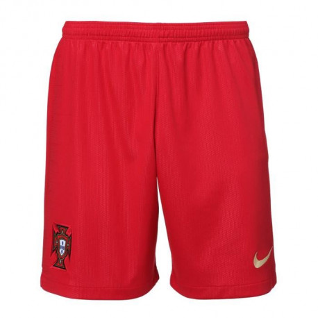 NIKE Short de Football Domicile FPF - Homme - Rouge