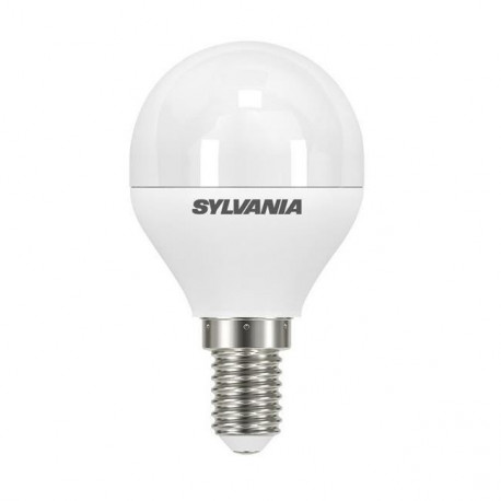 SYLVANIA Ampoule LED Toledo Ball Frosted E14 6W équivalence 40W