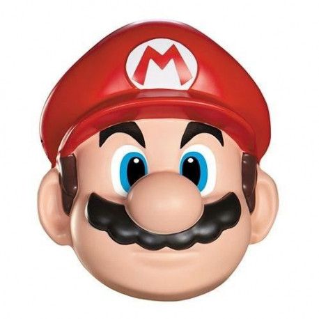 DISGUISE Masque Adulte Super Mario