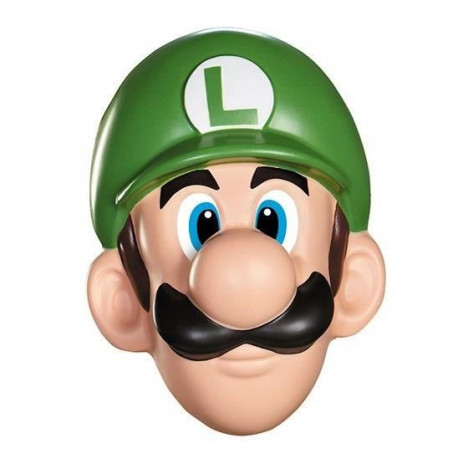 DISGUISE Masque Adulte Luigi