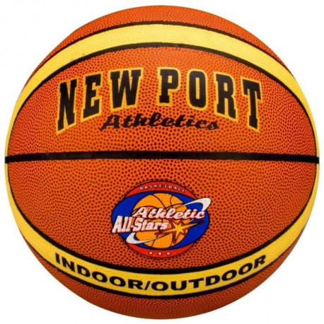 NEW PORT Ballon de basketball - Taille 7