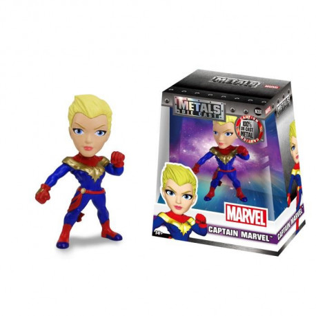 Figurine Metals Die Cast M350 - Marvel - Captain Marvel