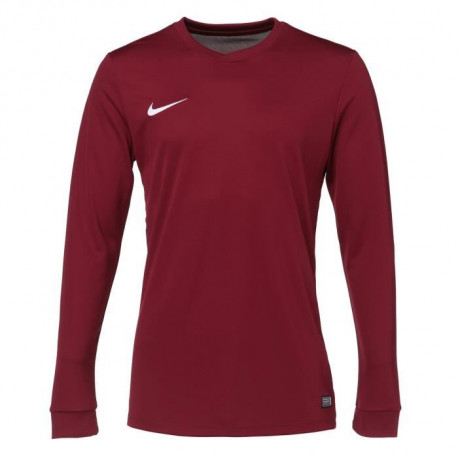 NIKE Maillot Manches longues Park VI - Rouge