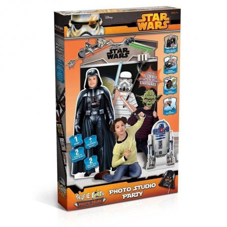 CANAL TOYS Selfie Booth Studio Photo - Star Wars