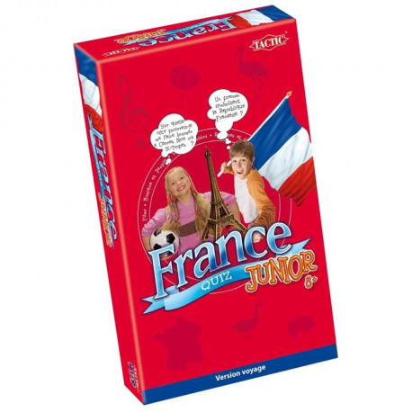 France Quiz Junior Voyage