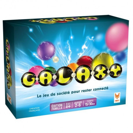 TOPI GAMES - Galaxy