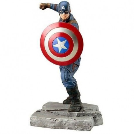 Statue Comics - Captain America
