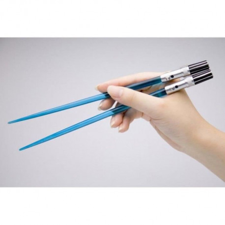 Baguettes Star Wars - Le sabre bleu de Luke Skywalker