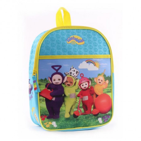 TELETUBBIES Sac a dos Mixte - 31cm - Bleu