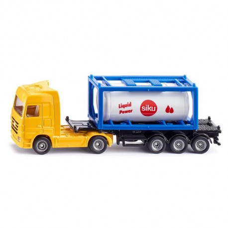 SIKU Camion Container - Véhicule Miniature