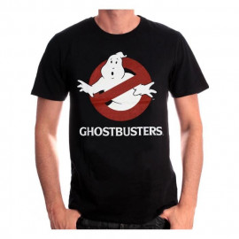 T-Shirt Logo Ghostbuster