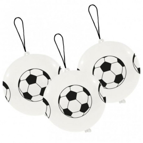 Lot de 3 Punchballs - Foot
