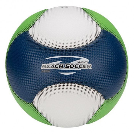 AVENTO Mini-ballon de beach football Soft - Bleu