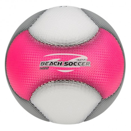 AVENTO Mini-ballon de beach football Soft - Rose