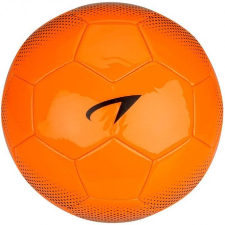 AVENTO Ballon de football PVC - Orange