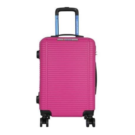 TRAVEL WORLD Valise cabine de séjour - 50 cm - Rose