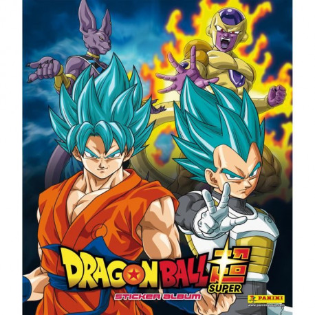 DRAGON BALL SUPER Album