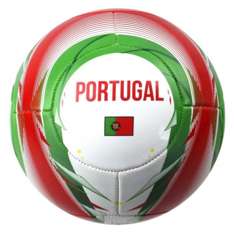 CHRONOSPORT Ballon de football Portugal - Taille 5