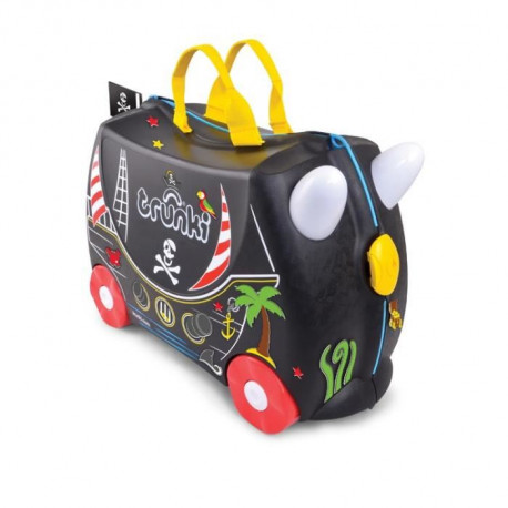 TRUNKI Valise enfant Pirate Pedro