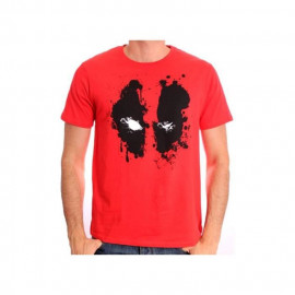 T-Shirt Deadpool Splash