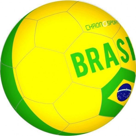 CHRONOSPORT Mini Ballon T2 Brazil