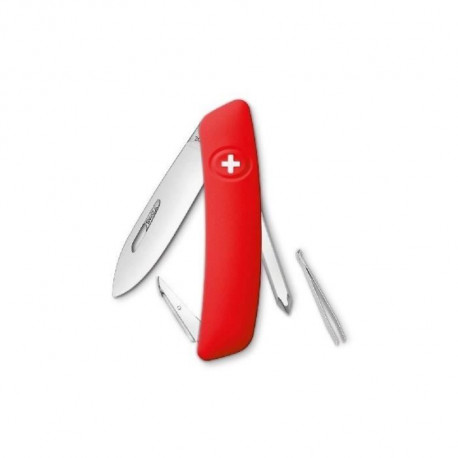 SWIZA Couteau Suisse D02 Rouge