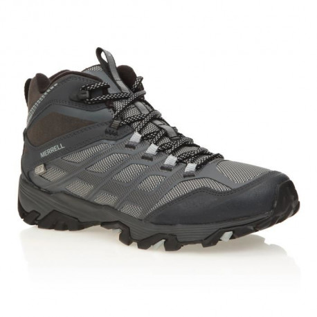 MERREL Chaussures de randonnée Mother Of All Boots FST Ice Thermo - Homme - Gris granite