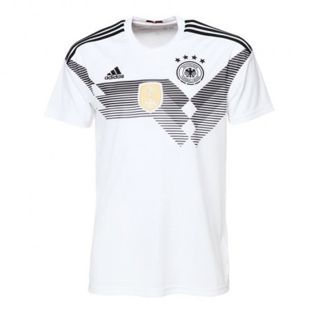 ADIDAS Maillot de Football Jersey DFB Allemagne - Homme - Blanc